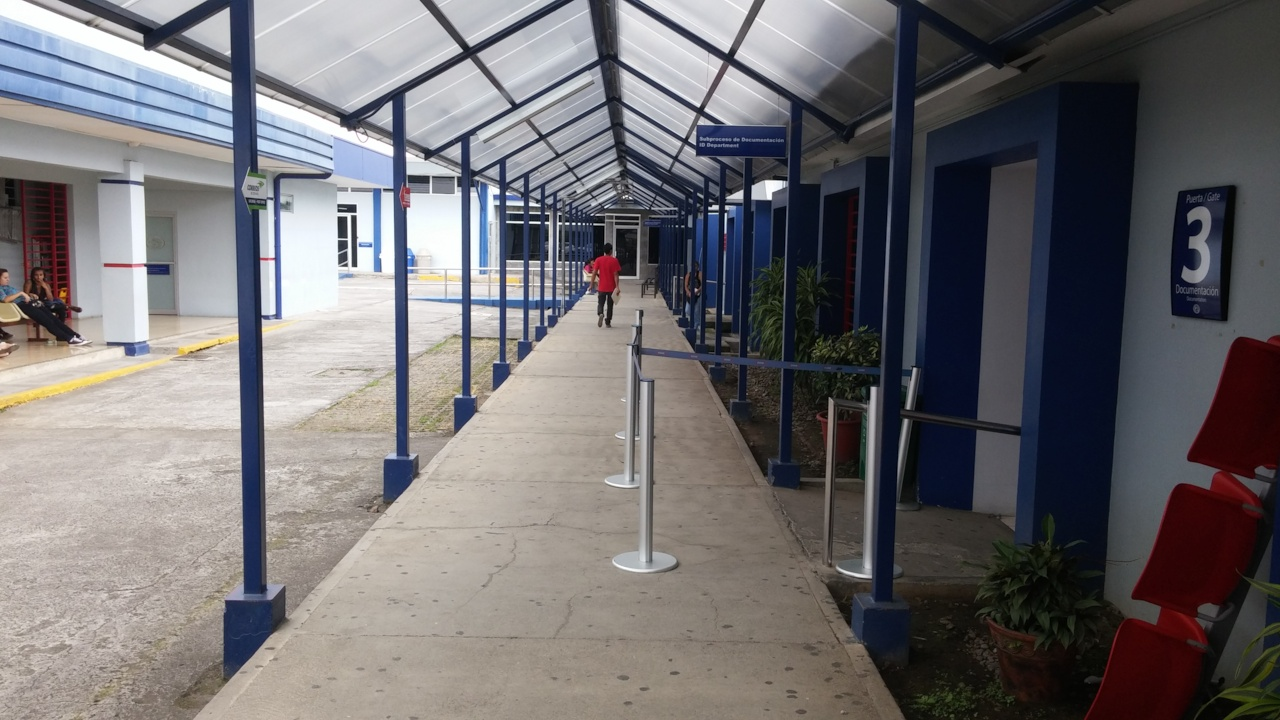 costa rica residency immigration buildings
